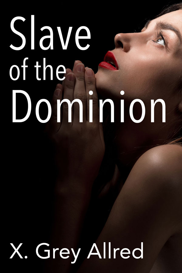 Slave of the Dominionebook cover by Caligraphics