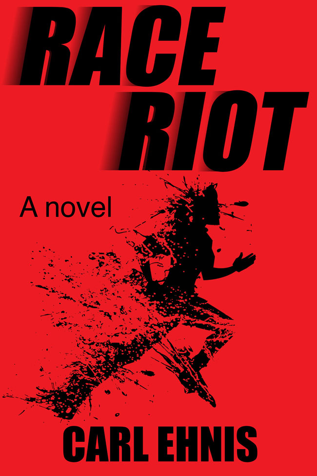 Race Riot ebook cover