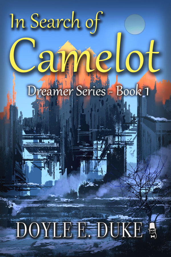 In Search of Camelot ebook cover