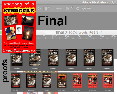 unlimited proofs at Caligraphics