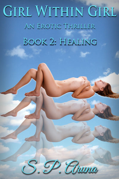 Ebook cover design by Caligraphics