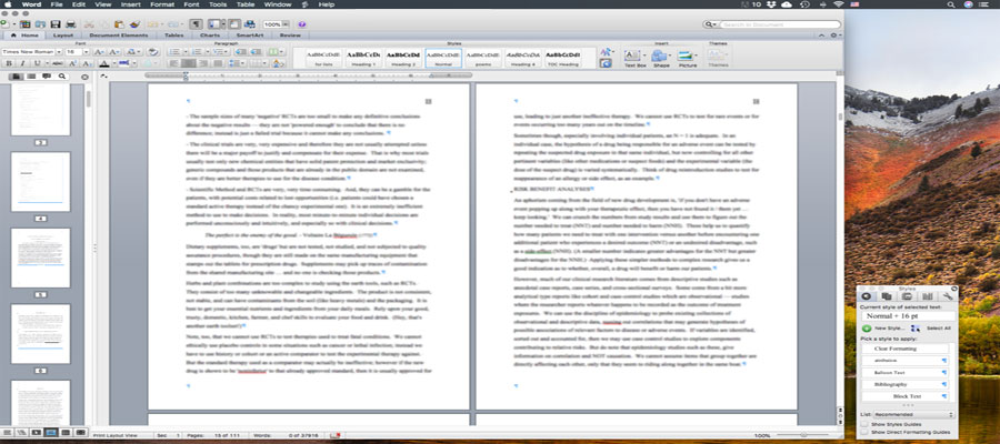 Formatting for Smashwords and Kindle by Caligraphics