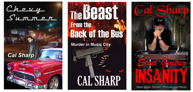 Smashwords ebooks by Cal Sharp